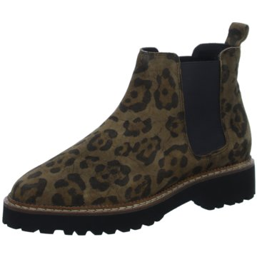 Sioux Chelsea Boot animal