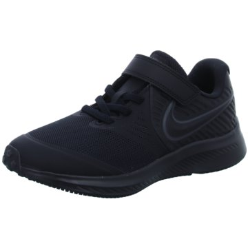 Nike Sneaker LowNike Star Runner 2 - AT1801-003 schwarz