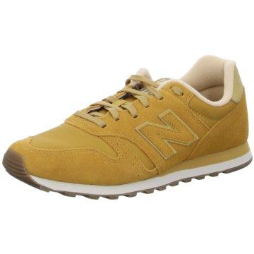 New Balance Sneaker LowML373SC-D gelb