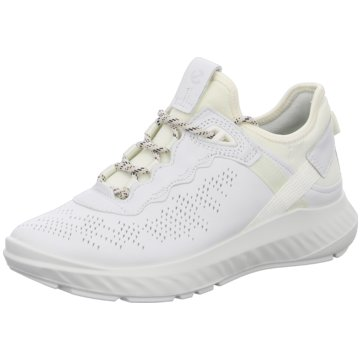 Ecco Sneaker LowECCO ST.1 LITE W weiß