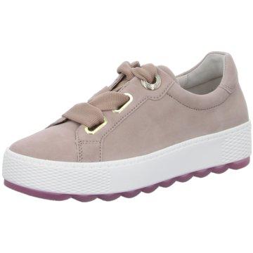 Gabor Plateau Sneaker rosa
