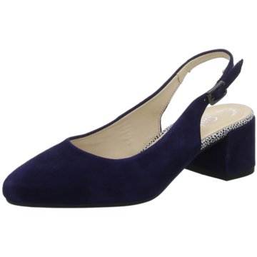 Gabor Business FinestSlingback blau