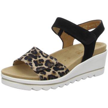 Gabor comfort Top Trends Sandaletten schwarz