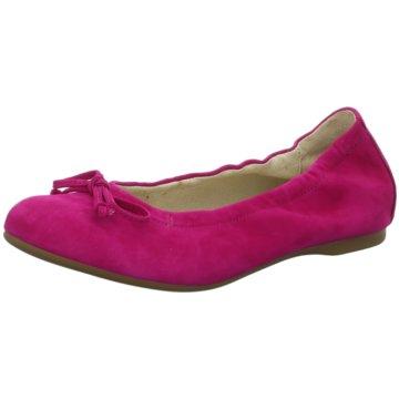 Gabor Klassischer Ballerina pink