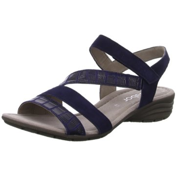 Gabor Komfort SandaleSandale blau