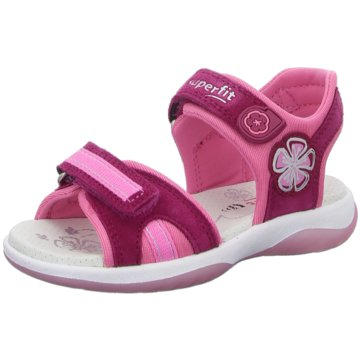 Superfit Offene SchuheSunny pink