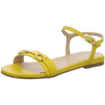 Unisa Sandale gelb