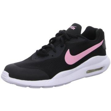 Nike Sneaker LowAir Max Oketo Kids schwarz