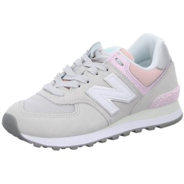New Balance Top Trends SneakerWL574 B - 775091 50 grau