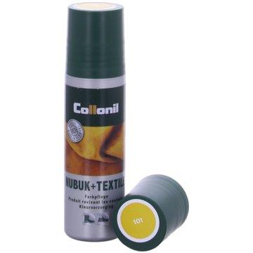 COLLONIL Pflege & Zubehör für Schuhe gelb
