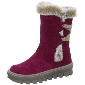Superfit Winterstiefel pink
