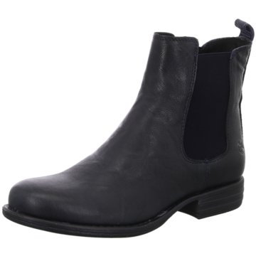 Post XChange Chelsea Boot blau