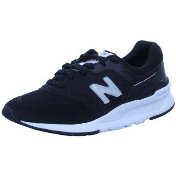 New Balance Sneaker LowCW997 B - 819101-50 schwarz