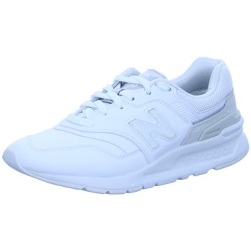 New Balance Sneaker LowCW997 B - 819101-50 weiß