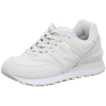 New Balance Sneaker LowWL574 B - 819581-50 weiß