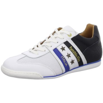 Pantofola d` Oro Sportlicher Schnürschuh weiß