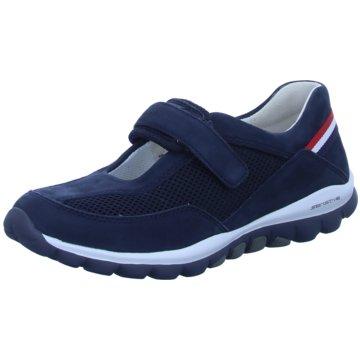 Gabor Komfort SlipperSlipper blau