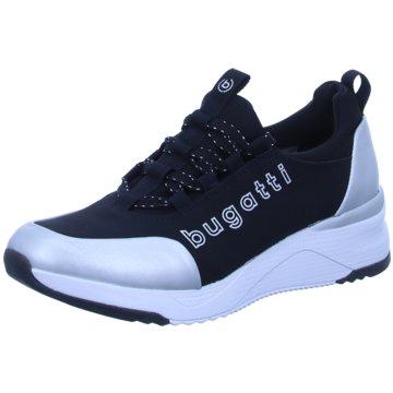 Bugatti Sneaker Low schwarz