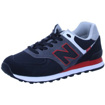 New Balance Sneaker LowML574SM2 - ML574SM2 schwarz