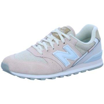New Balance Sneaker LowWL996CPA - WL996CPA rosa
