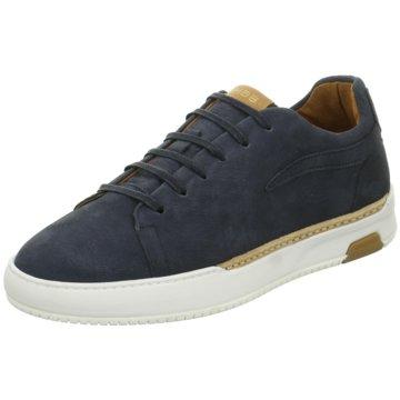 Rehab Sneaker Low blau