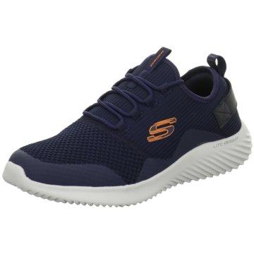 Skechers Sneaker LowBounder Arkala blau