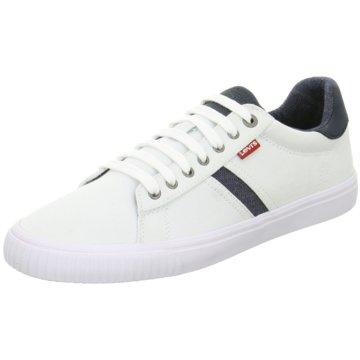 Levi's® Sneaker Low weiß