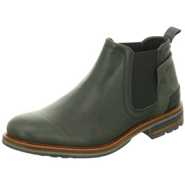 Bullboxer Chelsea Boot grün