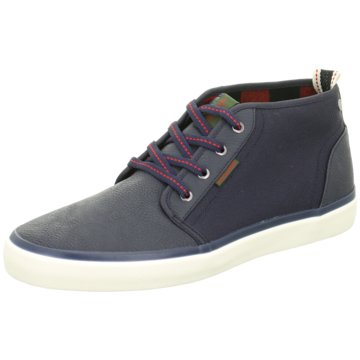 Jack & Jones Sneaker High blau
