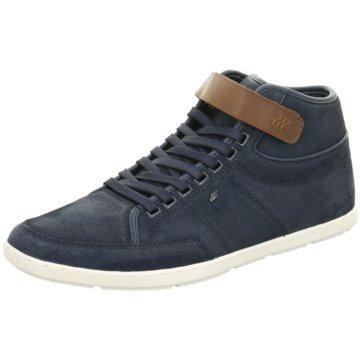 Boxfresh Sneaker HighE14762 blau