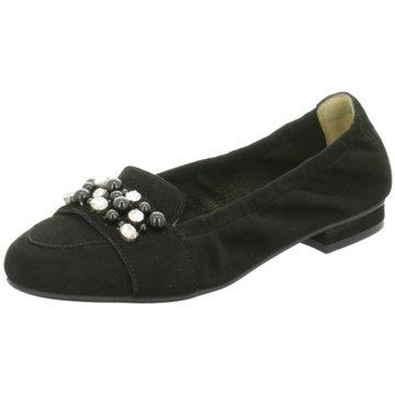 SPM Shoes & Boots Klassischer Ballerina schwarz