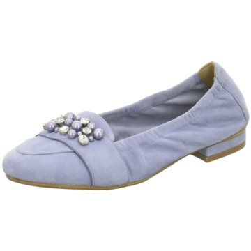 SPM Shoes & Boots Top Trends Ballerinas blau