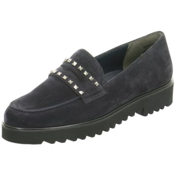 Paul Green Plateau Slipper2424 blau