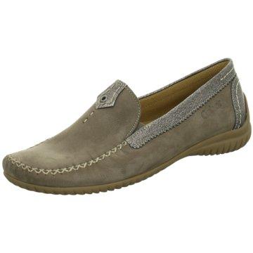 Gabor comfort Komfort Slipper grau