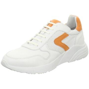 MACA Kitzbühel Sneaker Low weiß