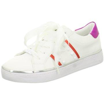 Tom Tailor Sneaker Low weiß