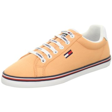 Tommy Hilfiger Sneaker orange