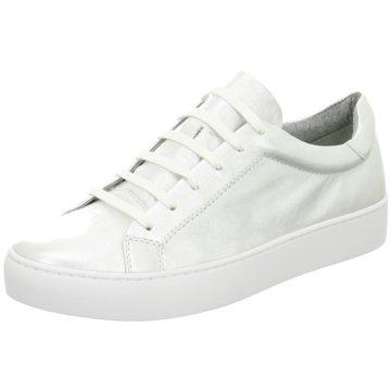 Vagabond Sneaker Low silber