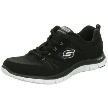 Skechers Running schwarz