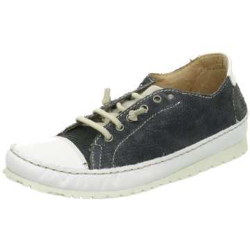 Charme Modische Sneaker blau