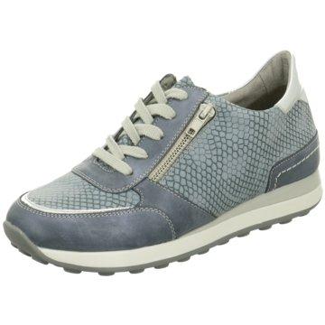 Remonte Sneaker Low blau