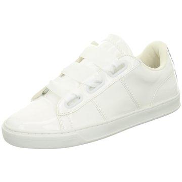 SPM Shoes & Boots Sneaker Low weiß
