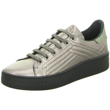 ShoeCOLATE Sneaker Low silber