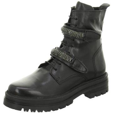 ELENA Italy Boots schwarz