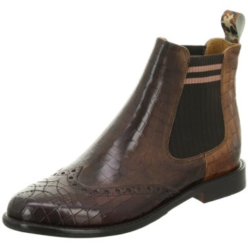 Melvin & Hamilton Chelsea Boot braun
