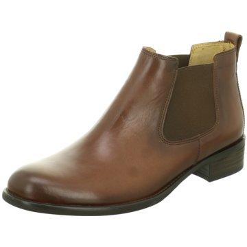 Gabor Chelsea BootChelsea-Bootie braun