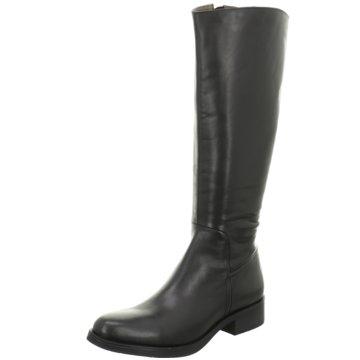 ELENA Italy Klassischer Stiefel schwarz