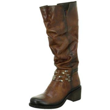 Felmini Klassischer Stiefel braun