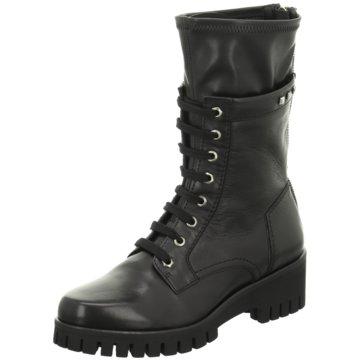 Donna Carolina Boots schwarz