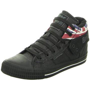 British Knights Sneaker High schwarz